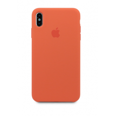 Чехол Apple Silicone Case для iPhone X/Xs Papaya