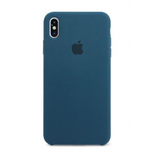 Чехол Apple Silicone Case для iPhone Xs Max Pacific Green