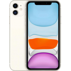 Apple iPhone 11, 64Gb, белый, RU/A