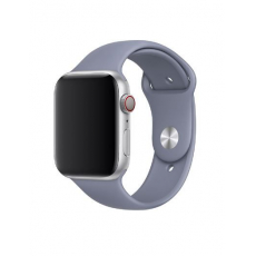 Ремешок для Apple Watch Silicon 42/44 mm Lavender gray