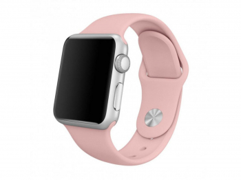 Ремешок для Apple Watch Silicon 38/40 mm Pink