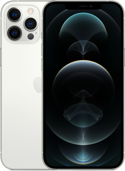 Apple iPhone 12 Pro, 256Gb, серебристый
