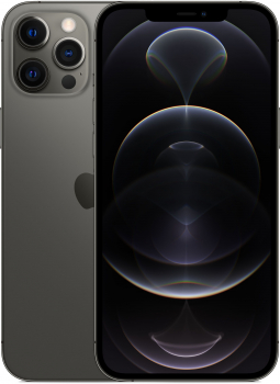 Apple iPhone 12 Pro Max, 128Gb, графитовый