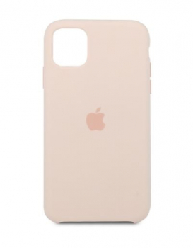 Чехол Apple Silicone Case для iPhone 11 Pink Sand