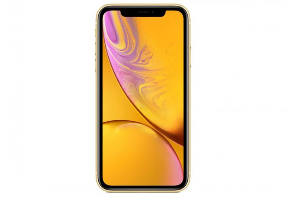 Apple iPhone XR, 256Gb, Желтый